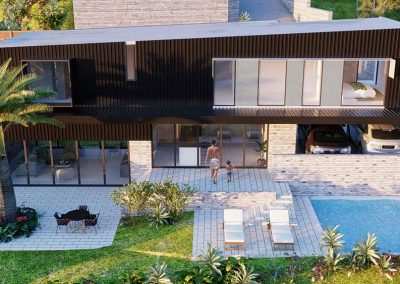 The Cascades | Lot 7 | House and Land for Sale in Kenmore, Brisbane | Artist's Impression