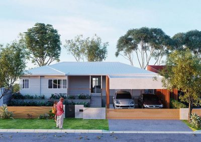 The Cascades | Lot 1 | House and Land for Sale in Kenmore, Brisbane | Artist's Impression