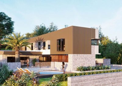 The Cascades | Lot 4 | House and Land for Sale in Kenmore, Brisbane | Artist's Impression