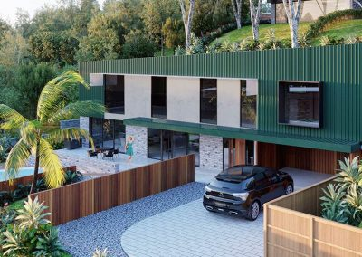 The Cascades | Lot 5 | House and Land for Sale in Kenmore, Brisbane | Artist's Impression