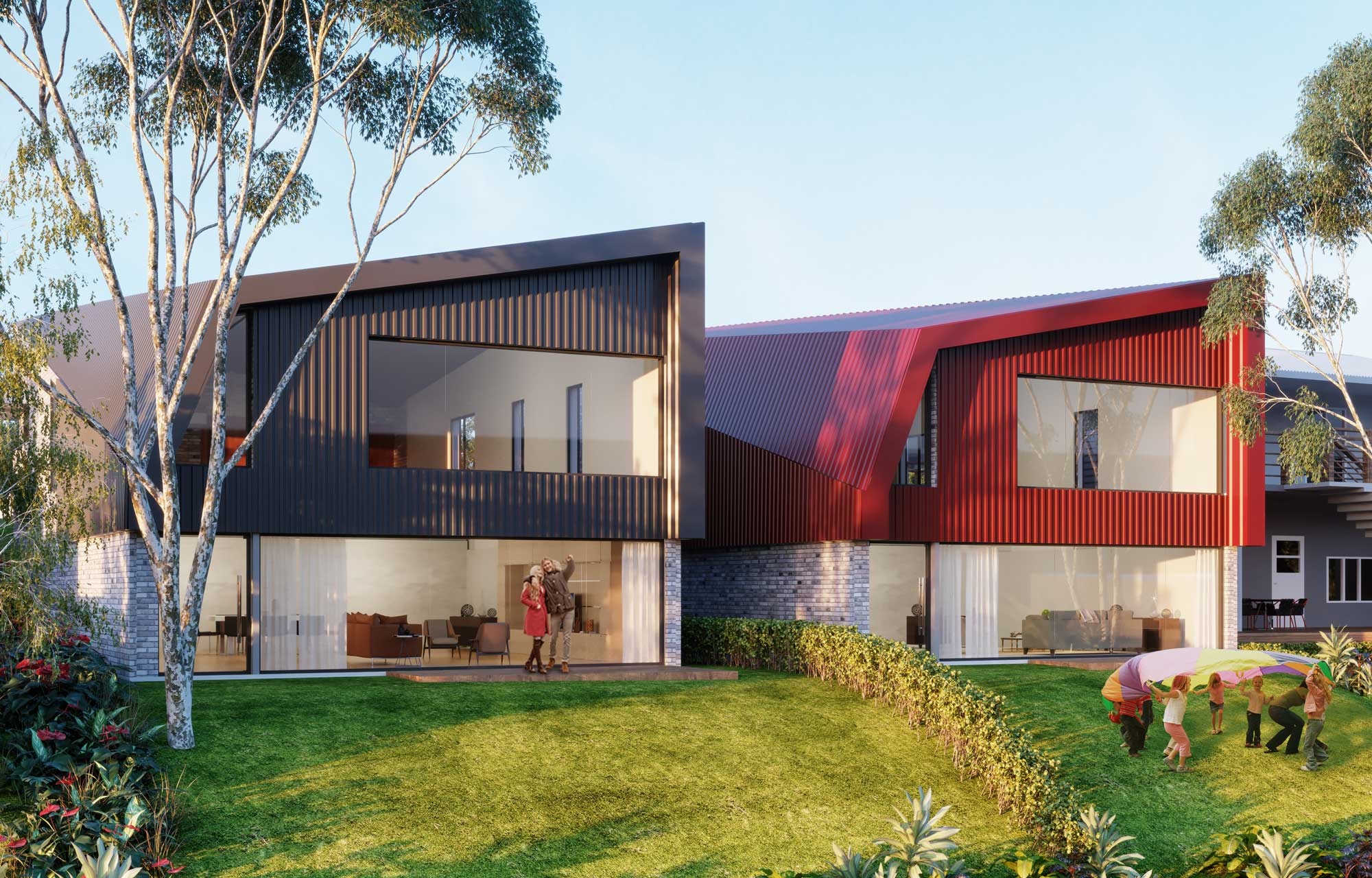 The Cascades | House and Land for Sale in Kenmore, Brisbane | Artist's Impression